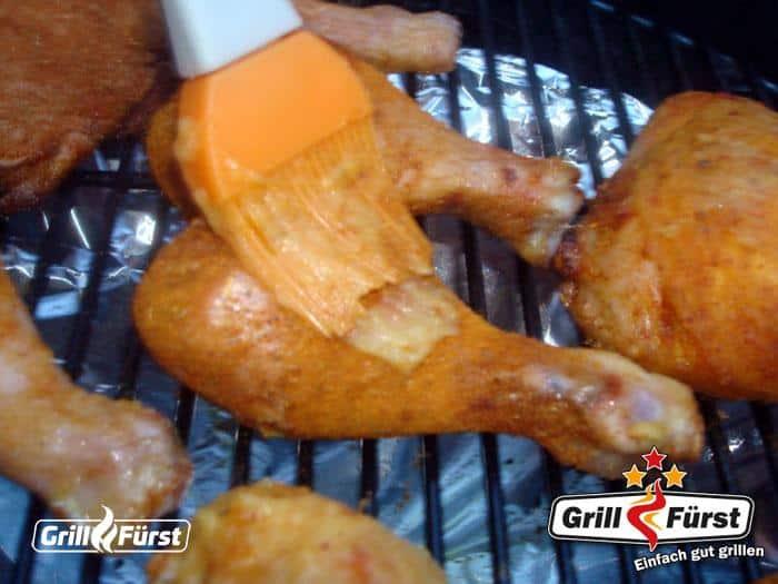 Chicken Drumsticks marinieren