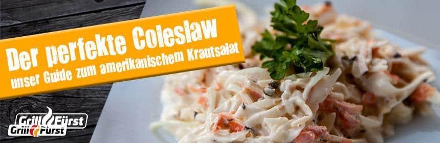 Coleslaw - der amerikanische Krautsalat