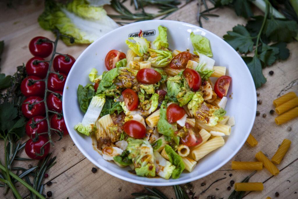 Salate zum Grillen: Sommerliche Salatideen für deine nächste Grillparty.