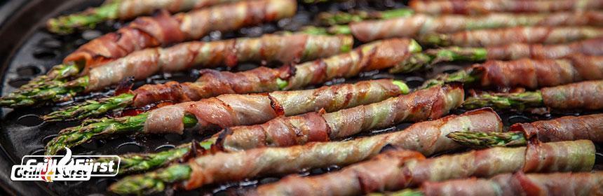 Spargel grillen – Tipps und leckere Rezepte