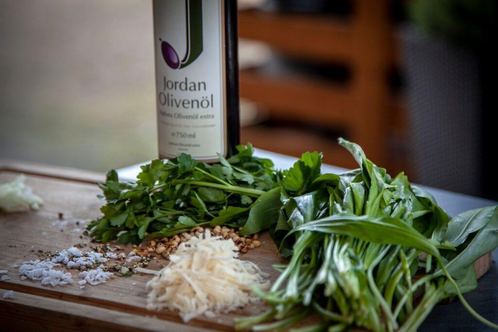 Pesto alla Genovese selber machen
