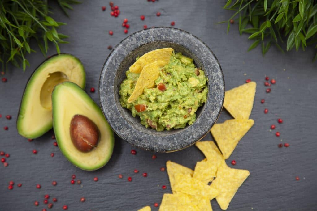 Rezept für leckere Guacamole