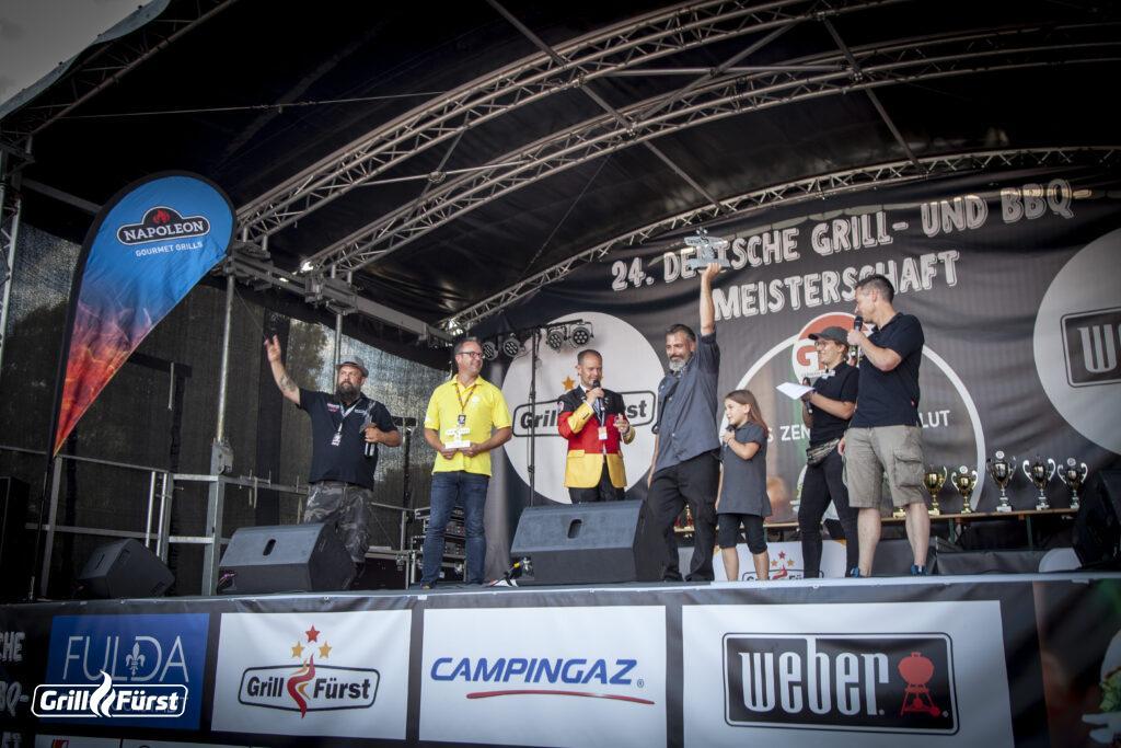 Deutsche Grill- und BBQ Meisterschaft