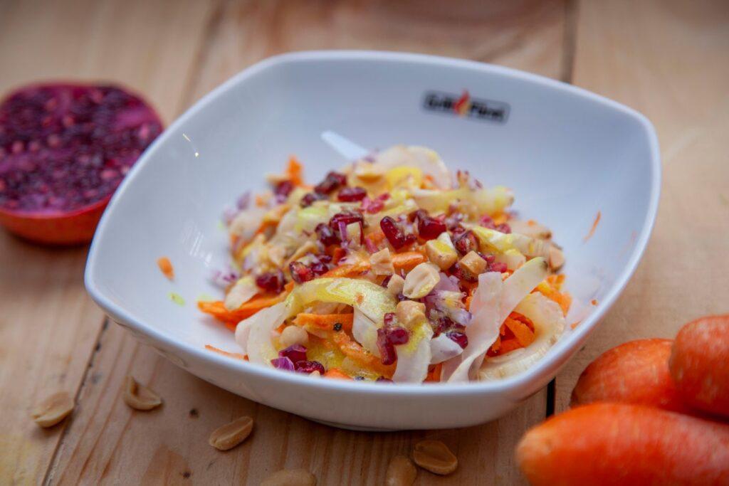 Karotten-Fenchelsalat