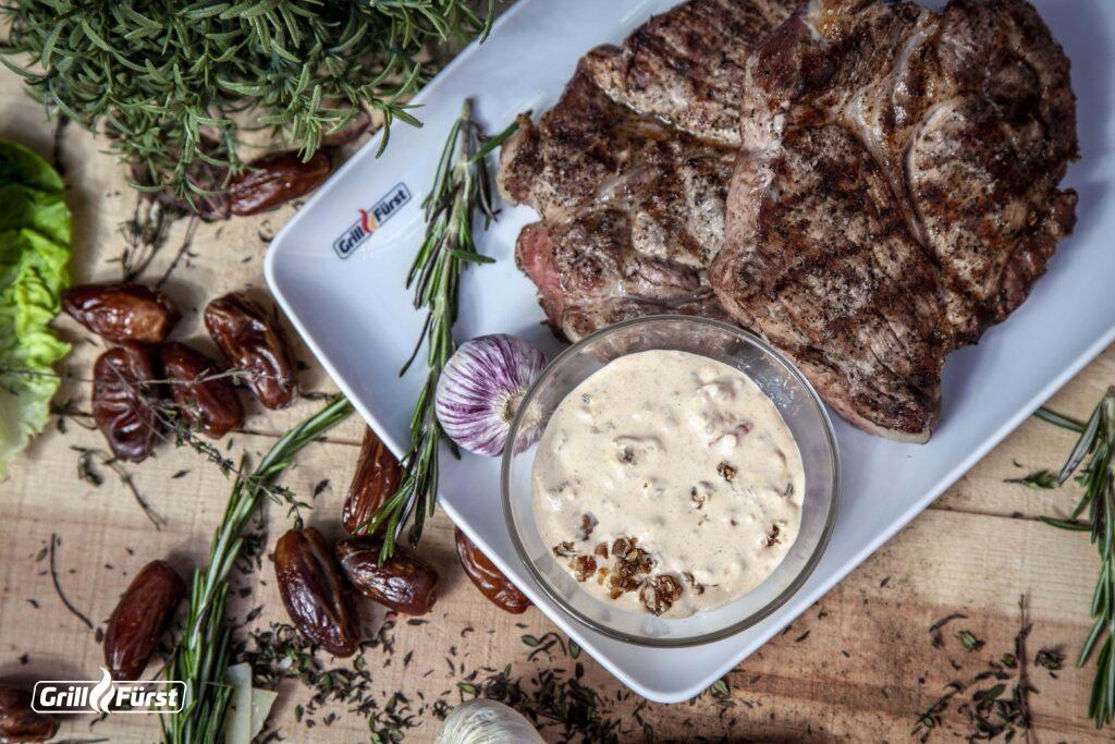 Ausgefallene Dips zum Steak