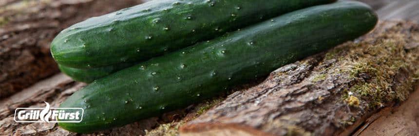 Schmorgurken – würziger Sommergenuss vom Grill