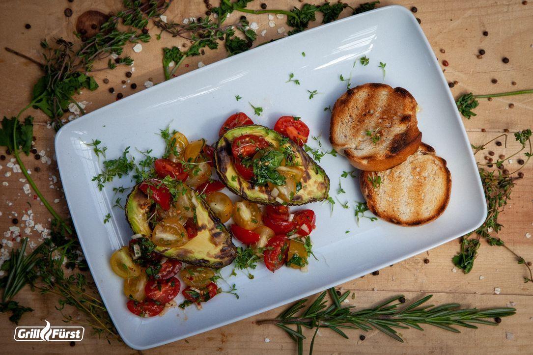 8 vegetarische Grillideen – Da sagen auch Fleischliebhaber nicht nein