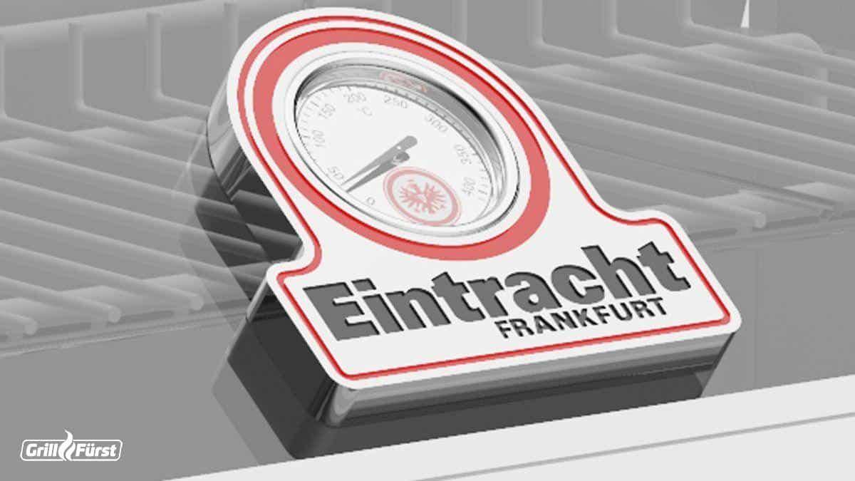 Grillfürst erweitert Eintracht Frankfurt-Produktpalette mit neuen Grills und Zubehör