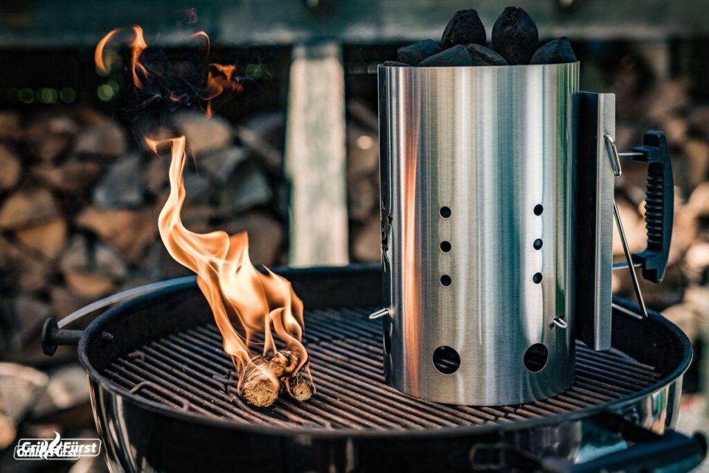 Die Grillfürst Anzündwolle eignet sich hervorragend zum Anzünden von Grill, Kamin oder Lagerfeuer.