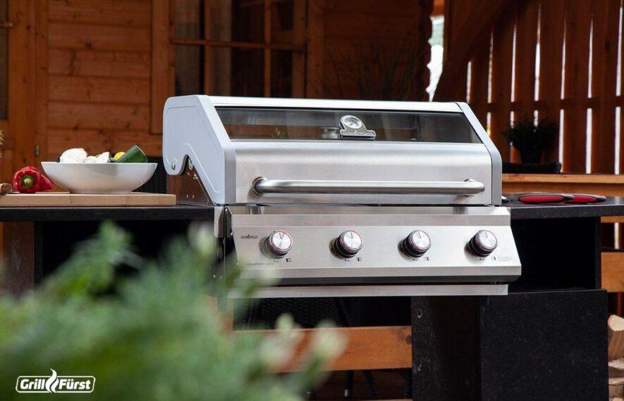 Grillfürst G401 Außenküche
