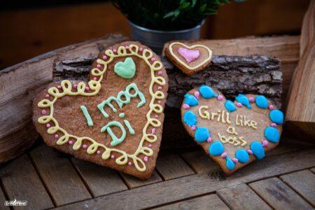Lebkuchen Herzen