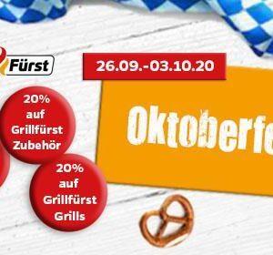 🥨🍻O' zapft is – Oktoberfest Woche bei Grillfürst Ulm in Senden 🥨🍻