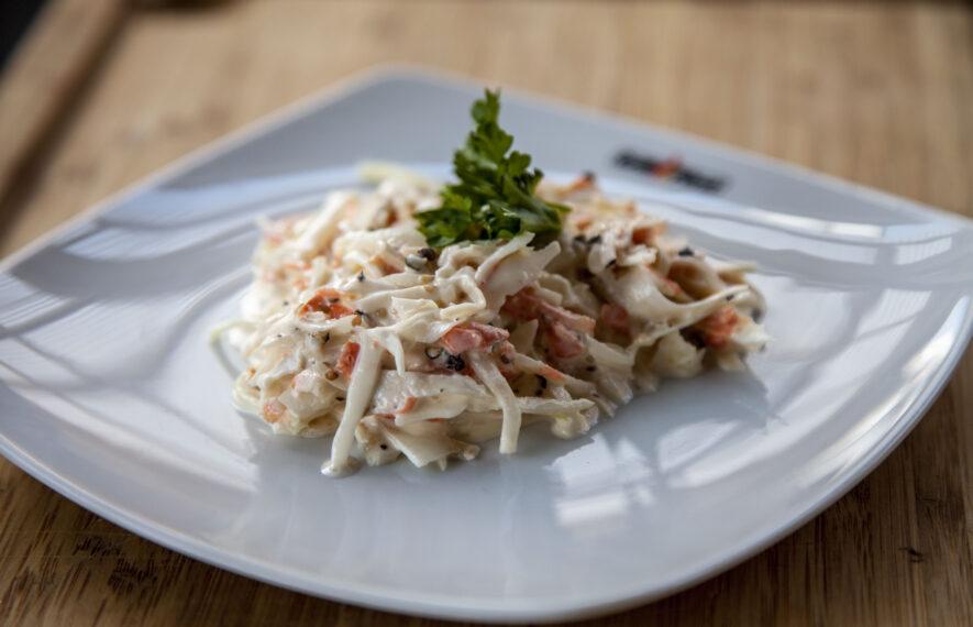 Coleslaw, amerikanischer Krautsalat