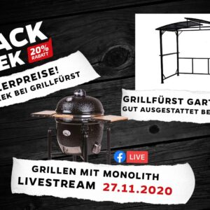 Grillfürst News – 24. November 2020