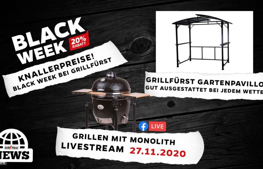 Grillfürst News 24. November 2020