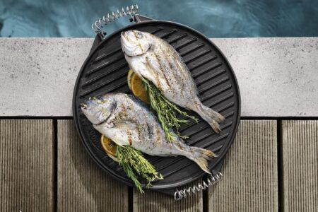 Kerntemperatur Fisch – so grillst du deinen Fisch perfekt