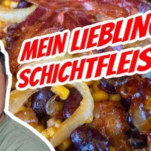 Schichtfleisch Mexico – im Dutch Oven von Klaus grillt