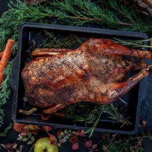 Weihnachtsgans vom Grill – Unsere Top 3 Rezepte für Gans vom Grill