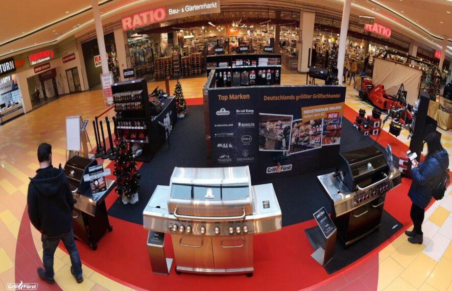 Grillfürst Popup Store