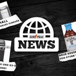 Grillfürst News – 12. Januar 2020