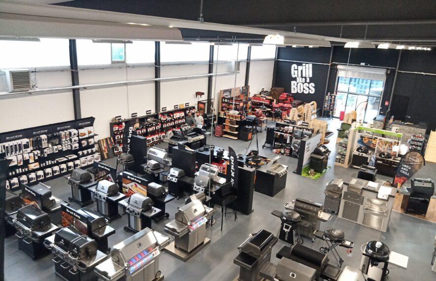 Grillfürst München Laden