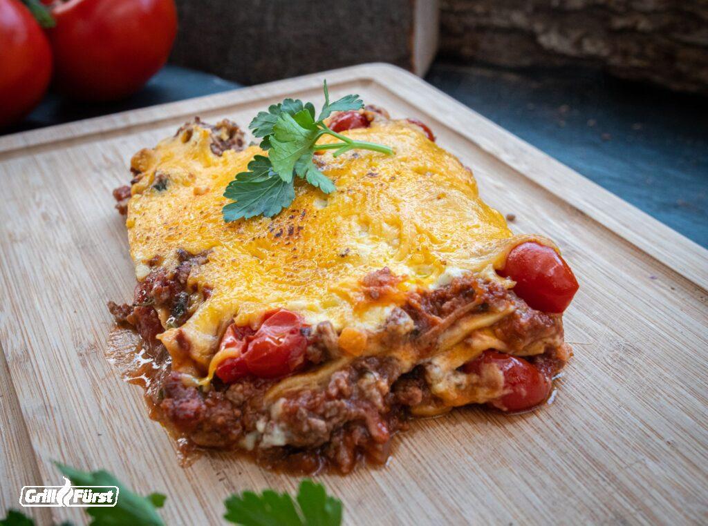 Lasagne Bolognese Stück