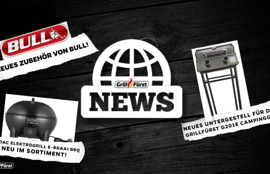 Grillfürst News Überblick