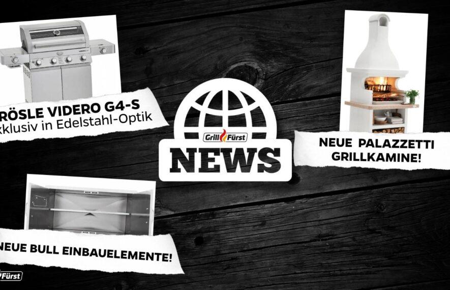 Grillfürst News Schlagzeilen