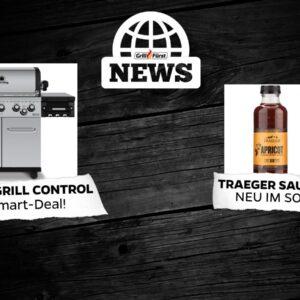 GRILLFÜRST News – Grill Control Smart Deals, Big Green Egg, Traeger