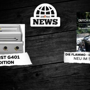 Grillfürst News – BVB Produkte, Grill Angebote und neues Zubehör