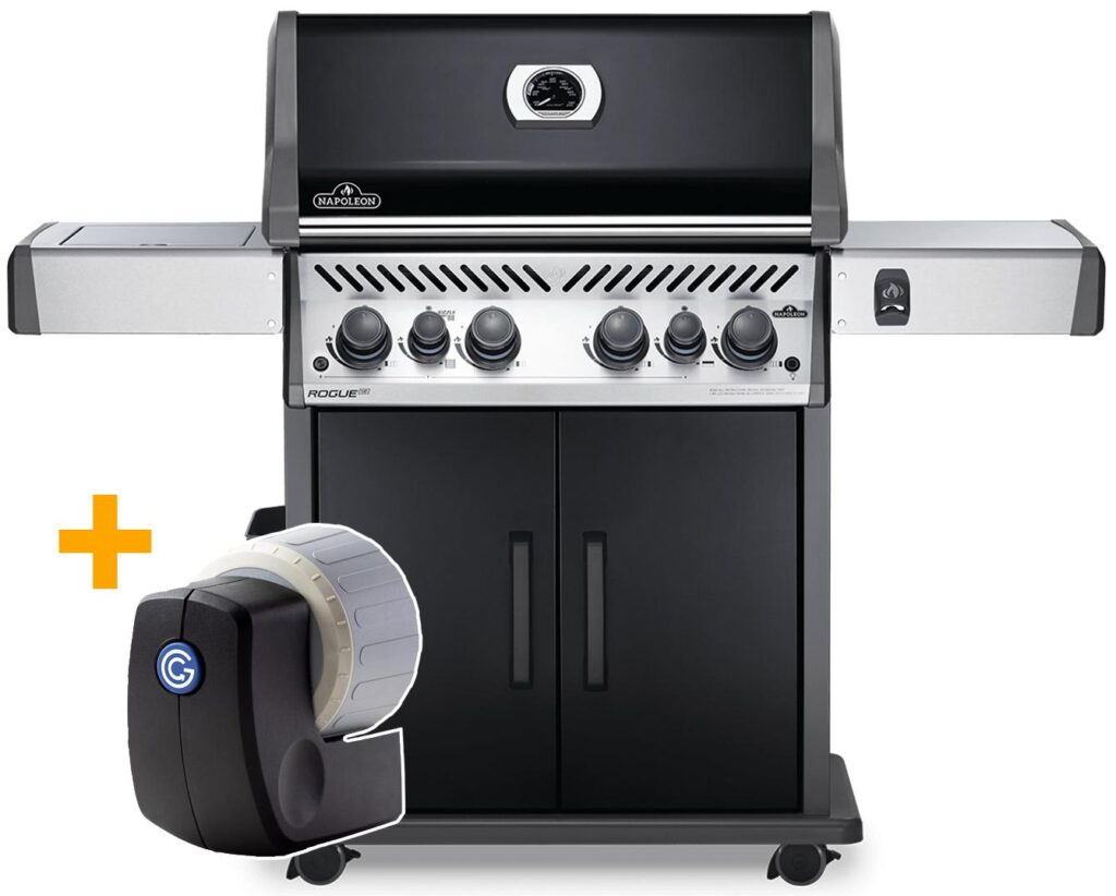 Napoleon Rogue Smart Grill oder Weber Smart Grill