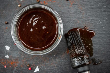 BBQ Sauce mit Cola