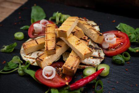 Rezept für asiatischen Tofu