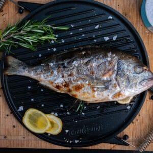 Fisch Grillen – Unser Nr. 1 Guide zu Fisch vom Grill