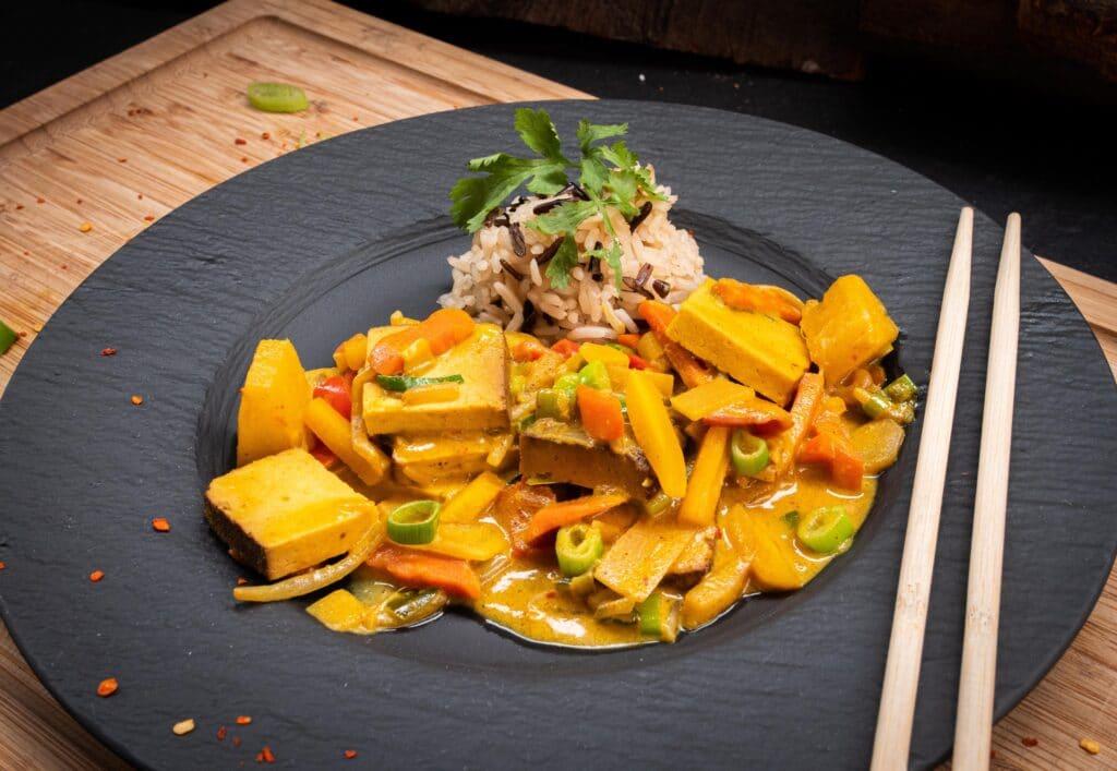 Tofu Curry Rezept