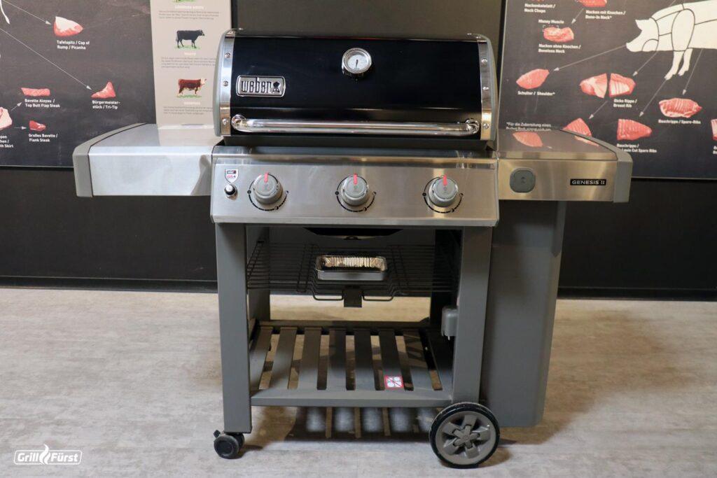 Weber Grill reinigen Tipps