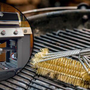Weber Grill reinigen – die besten Tipps und Tricks