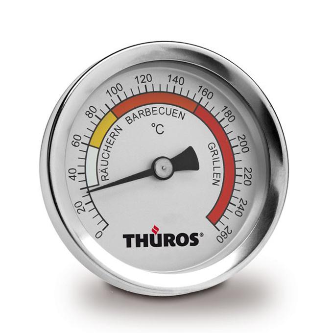 Ein universal Räucher-Thermometer von Thüros