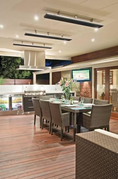 heatstrip heizstrahler w rme f r terrasse balkon uvm. Black Bedroom Furniture Sets. Home Design Ideas