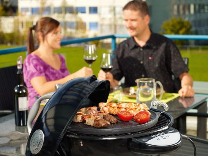 elektrogrill von weber th ros oder outdoorchef weber elektro grill. Black Bedroom Furniture Sets. Home Design Ideas
