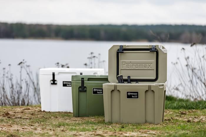 Petromax Kühlboxen – erhältlich in verschiedenen Farben und Größen