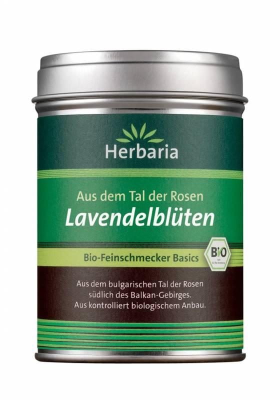 Herbaria BIO Lavendelblüten - aus den Cserhäter Hügeln 15g