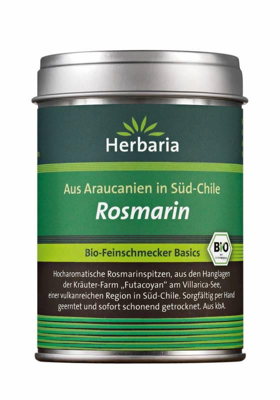 Herbaria BIO Rosmarin - aus Araucanien in Süd-Chile 40g