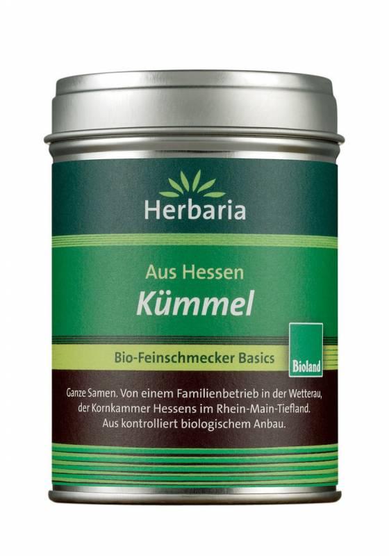 Herbaria BIO Kümmel - aus Hessen - Ganze Samen 70g