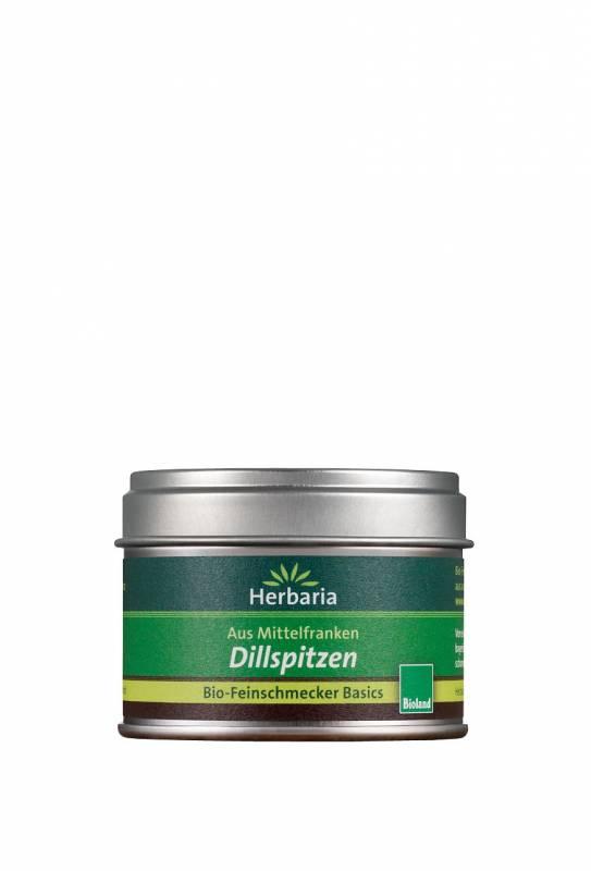 Herbaria BIO Dillspitzen - aus Mittelfranken -  10g