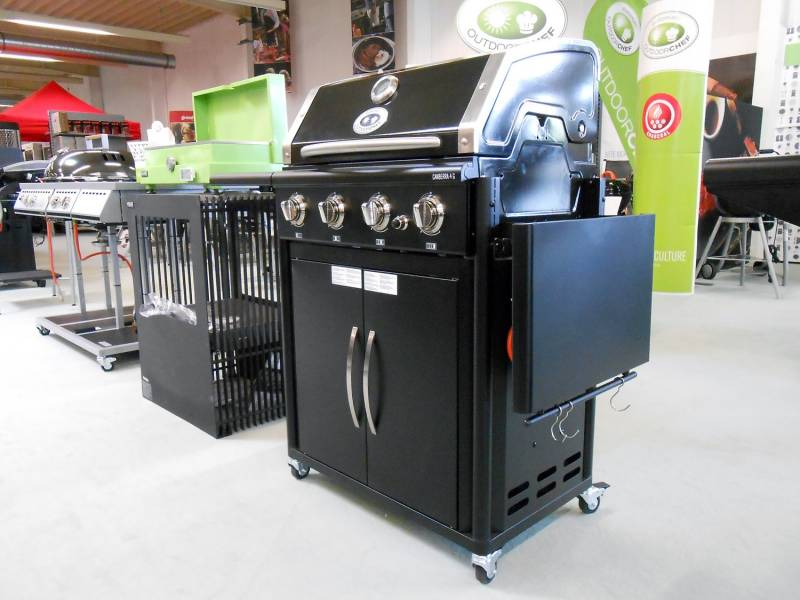 Outdoorchef Australian Barbecue Canberra 4 G