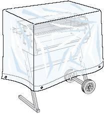 Landmann Zubehör: Wetterschutzhaube 70220 - Abverkauf