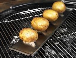 Rösle Kartoffelhalter - für lecker Ofenkartoffeln