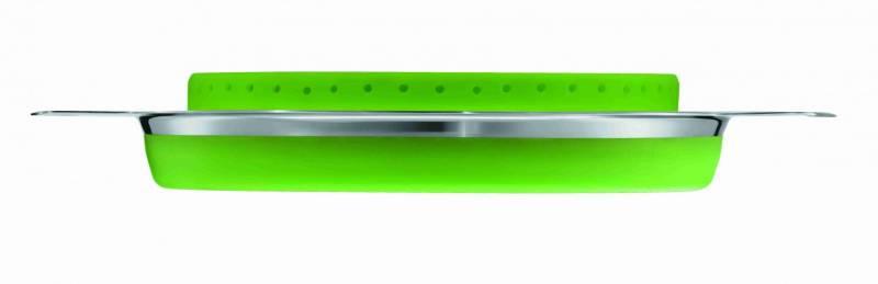 Rösle Seiher faltbar 24 cm grün