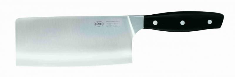 Rösle chinesisches Kochmesser 18 cm